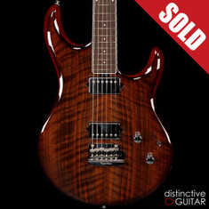 Ernie Ball Music Man Luke III BFR Limited Edition Claro Walnut #7