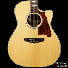 D'Angelico Excel Gramercy Natural
