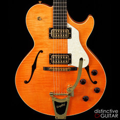 Mint Collings Statesman LC Faded Trans Orange