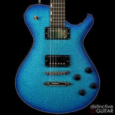 Knaggs Kenai SSC T2 Steve Stevens Signature Blue Sparkle Burst