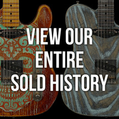 Palir Guitars Sold Inventory