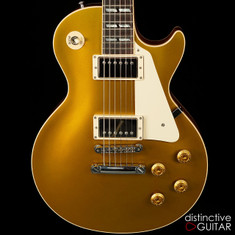 Gibson Custom Shop Long Scale Les Paul Antique Gold