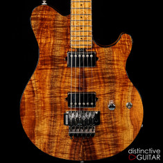 Ernie Ball Music Man Axis BFR #57 - Natural Koa