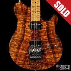 Ernie Ball Music Man Axis BFR #59 - Natural Koa