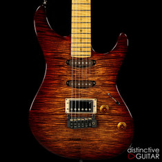 Fibenare Roadmaster FB Tobacco Burst Flame