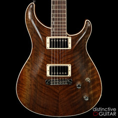 Roger Giffin Standard Flamed Claro Walnut