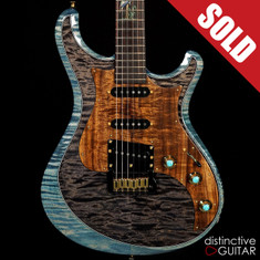 "Knaggs Tier 1 Severn ""Blue Heron"" #6 Purple Mist / Winter Solstice"