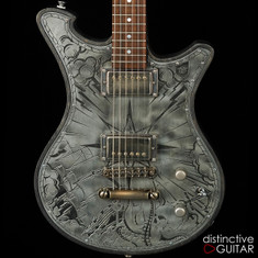 Wild Custom WildOne Iron Top Sailor NAMM Showpiece