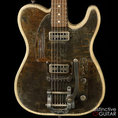 James Trussart SteelTopCaster Rust O' Matic Driftwood #17078