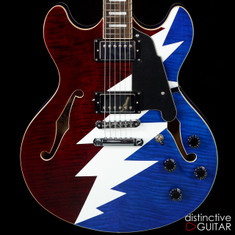 D'Angelico Premier DC Grateful Dead Edition