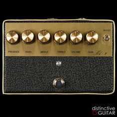 Shin's Music MK-2 Overdrive Black Tolex #001 - NAMM Featured