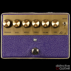 Shin's Music MK-2 Overdrive Purple Tolex #003 - NAMM Featured