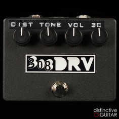 Shin's Music 308 Drive Black #001 - NAMM Featured