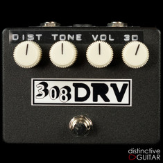 Shin's Music 308 Drive Black w / Cream #003 - NAMM Featured