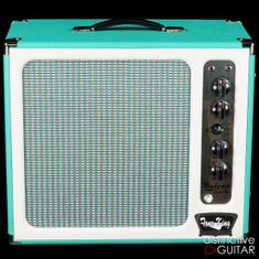 Tone King Falcon Grande 1 x 12 20 Watt Combo Turquoise