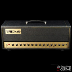 Friedman Brown Eye 50 Deluxe Hand Wired Head