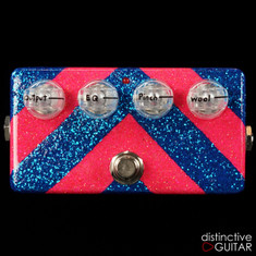Zvex Woolly Mammoth Fuzz NAMM Custom Hand Painted S173