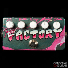 Zvex Fuzz Factory NAMM Custom Hand Painted N158