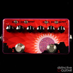 Zvex Double Rock Distortion NAMM Custom Painted D133