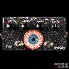 Zvex Custom Painted Sonar Tremolo NAMM One-Off B001