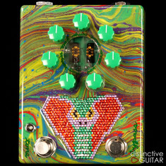 Zvex Fuzz Factory 7 Limited NAMM Custom Painted D190