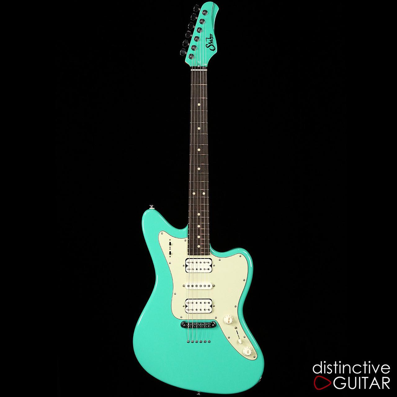 Suhr Ssv Wiring Diagram Electrical Diagrams Guitars Classic Jm Ian Thornley Signature Series Seafoam Green Js9a4c Fishman