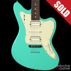 Suhr Classic JM Ian Thornley Signature Series Seafoam Green JS9A4C