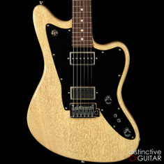 Tom Anderson Raven Superbird TV Yellow - NAMM Showpiece