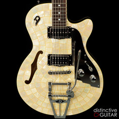 Duesenberg Star Player TV Ice Pearl