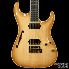 Suhr Standard Archtop Custom NAMM Select Natural Burst JS5J1C