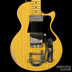 Fano Alt de Facto SP6 Butterscotch Blonde - Lollar Pickups