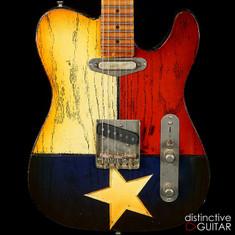Palir Titan Texas Flag Top