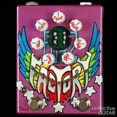 Zvex Fuzz Factory 7 Limited NAMM Custom Painted D186