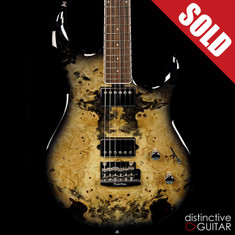 Ernie Ball Music Man Luke III BFR Limited Edition Buckeye #40