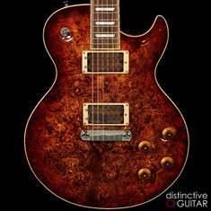 Fibenare Basic Jazz Tobacco Burst Burl