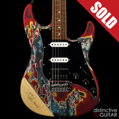James Tyler Studio Elite 25th Anniversary Burning Water # 31 / 75