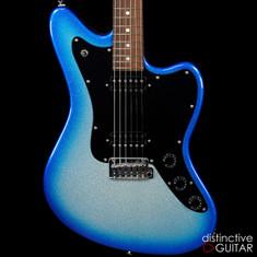 Suhr Classic JM Custom Blue Sparkle Burst JS8L4Z