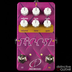 Crazy Tube Circuits Ziggy V2 2 Channel Overdrive
