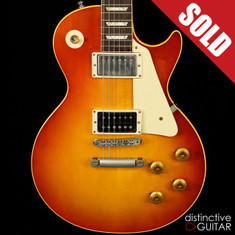 Gibson Custom Shop Slash '58 Les Paul First Standard #8 3096 Vintage Suburst Gloss