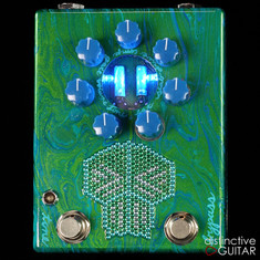 Zvex Fuzz Factory 7 Limited Custom Hand Painted D180