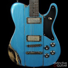 "Palir Titan ""Hawk"" Pelham Blue Over Black"