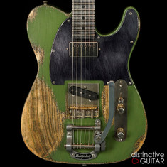 Palir Titan Cadillac Green w / Bigsby