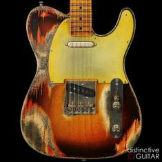 Palir Titan Classic 3-Tone Sunburst