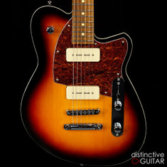 Reverend Charger 290 - 3 Tone Sunburst