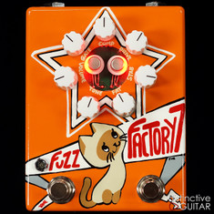 Zvex Fuzz Factory 7 Hand Painted
