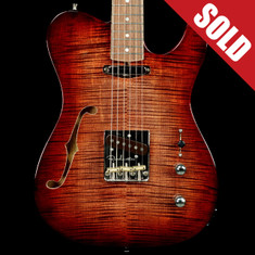 Fibenare Roadmaster '56 Thinline T Cherry Sunburst *SOLD*