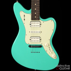 Suhr Classic JM Ian Thornley Signature Series Seafoam Green JS5D0J