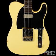 Fender American Standard Telecaster Vintage Blonde - Barden Pickup