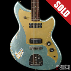 Novo Serus J Aged Ice Blue Metallic