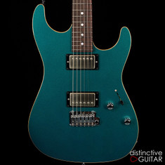 Suhr Standard Pete Thorn Signature Ocean Turquoise JS4J4U
